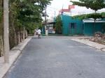 Carrefour avec la rue cong ba cai