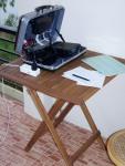 Nouvelle table pour la radio