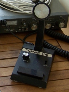 Microphone Turner +3B années 70