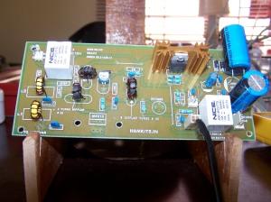 Amplificateur de puissance et alimentation BitX version 3