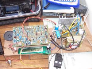 BitX20 version 3 avec VFO synthétisé à base de Si570
