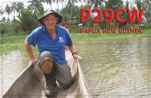 P29CW, Papouasie Nouvelle-Guinée